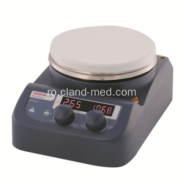 5 inch in led Led Magnetic Hotplate Agitator de laborator