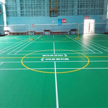 BWF Certifed Badminton Flooring Court Tiles