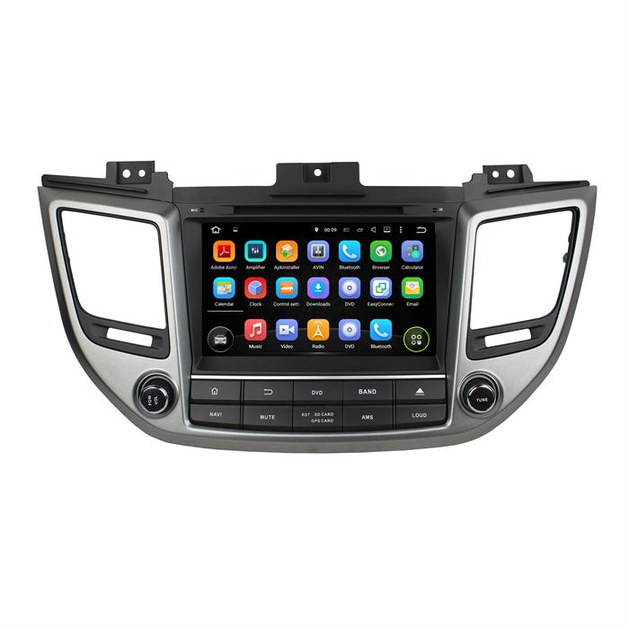 ANDROID CAR DVD PLAYER FOR IX35