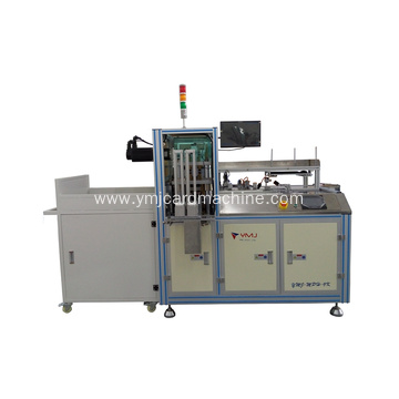 New Smart Card Punching Machine
