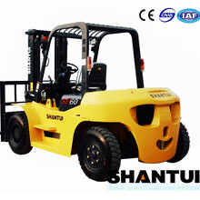 Best Quality for 7 Ton Diesel Forklift cheap price 6 TON DIESEL FORKLIFT TRUCK supply to Cote D'Ivoire Supplier