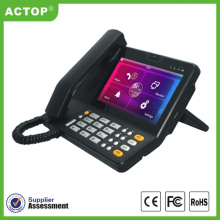 IP Color Apartment Video Intercom System