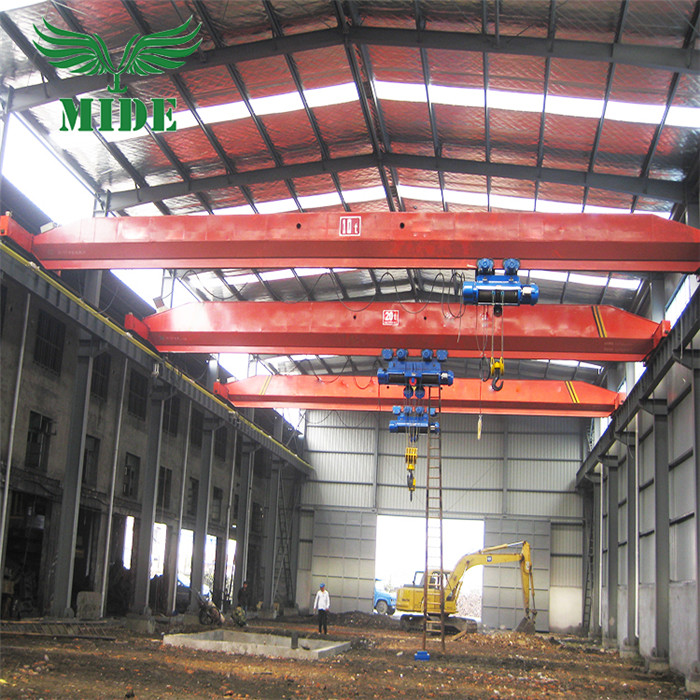 Electrical Operated Overhead Traveling Crane