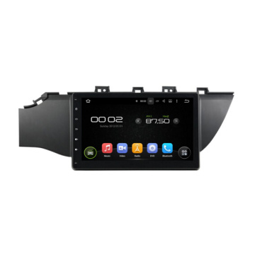 9 In Car Car DVD Player per KIA K2 2017