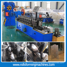 full automatic high speed L Angle drywall channel roll forming machine with punching holes