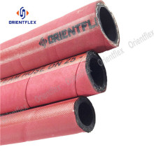 Hot resistant high pressure steam hose