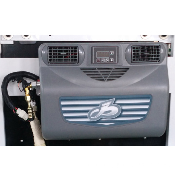 battery driven cab air conditioner system