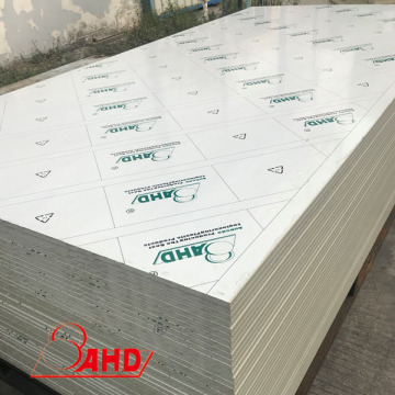 Food Grade 5mm 6mm 8mm Polypropylene PP Plate