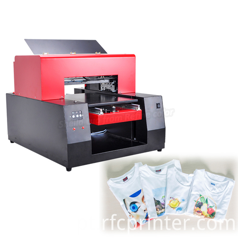 DX5 Custom Garment T Shirt Printing Machine