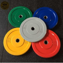 Leading Manufacturer for Bumper Plates,Color Echo Bumper Plates,Bumper Plate Set Manufacturer in China Rubber Cover Barbell Weight Plate export to Falkland Islands (Malvinas) Supplier