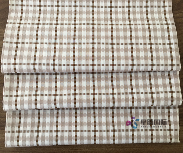 Best Price Yarn Dyed Cotton Plaid Fabric