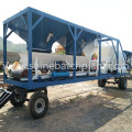 20 Mobile Concrete Batch Plant in Burma
