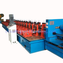 Customized steel pv panel bracket machine