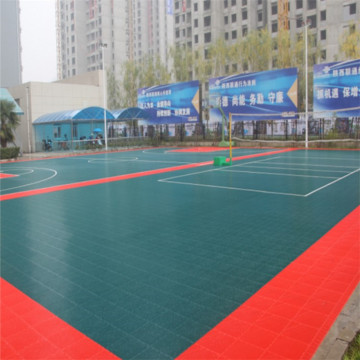 Anti-skid ITF approved official tennis court covering