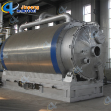 Leading for Waste Tyre Pyrolysis Plant Waste Tyre Recycle to Oil Machine export to Cuba Supplier