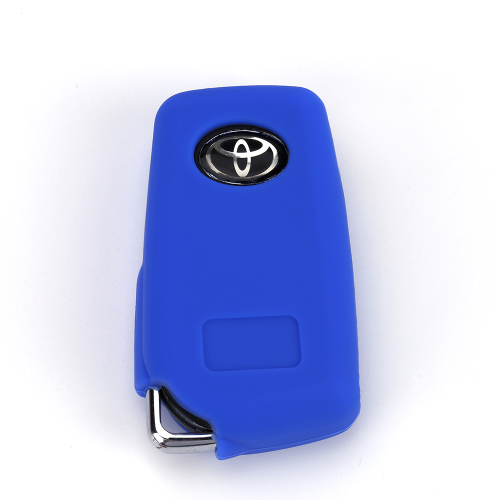 silicone key fob cover toyota