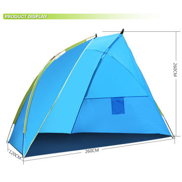 Camping Sun Shelter with sand anchor beach tent