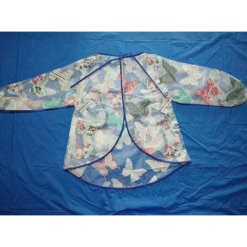 eco friendly baby drawing apron