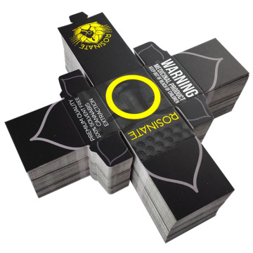 Logo Foil Awesome Electronic Package Box