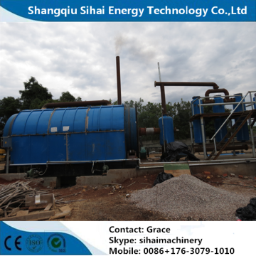 Plastic to Oil Conversion Machine for Sale