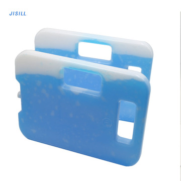 Plastic Eutectic Plate Reusable Gel Ice Pack Cooler