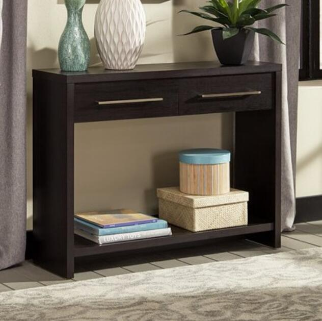 Console Table With Cabinets