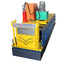 Building Material Roofing Ridge Cap Sheet Machine