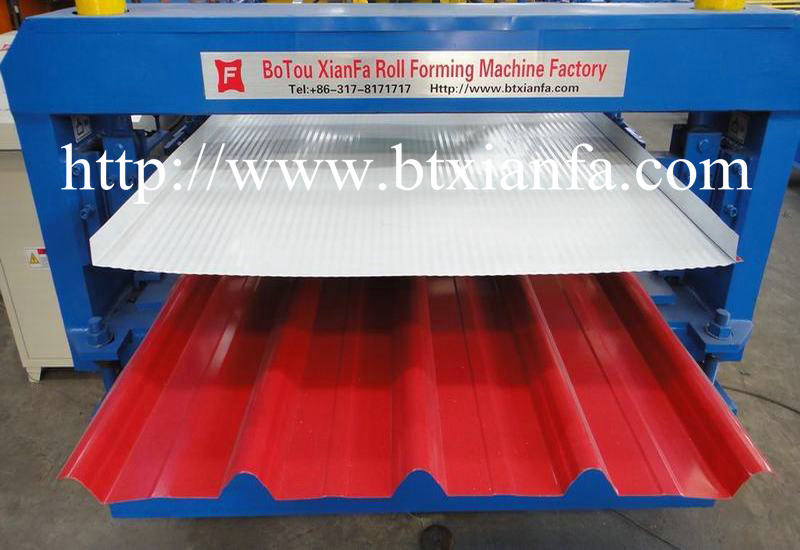 sandwich panel machine line prices