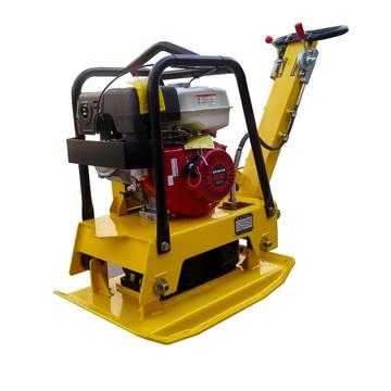 9hp vibrating double way plate compactor 160kg