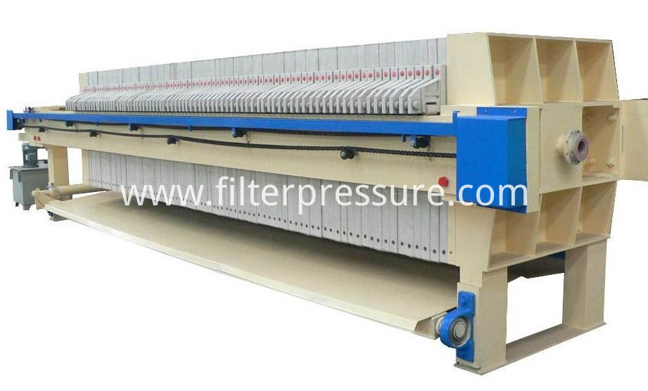 Auto Transport Filter Press