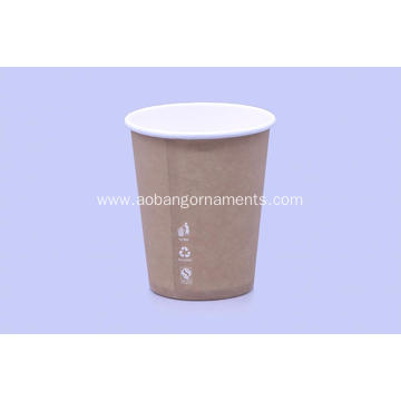 Quality for Disposable Coffee Paper Cup Insulated printed coffee paper cup supply to Trinidad and Tobago Factory