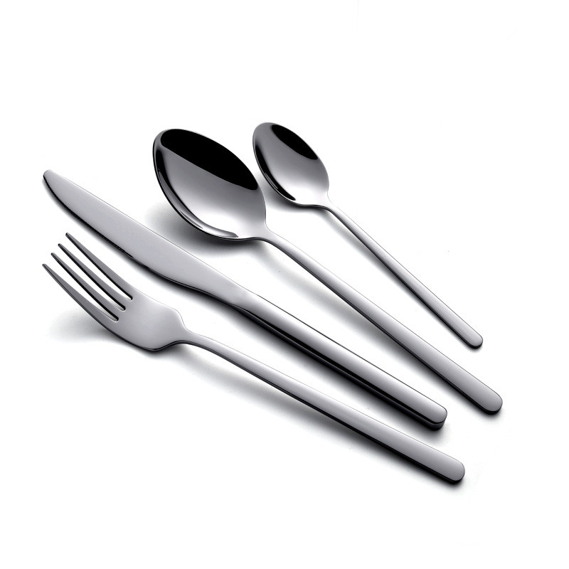 18/0 Thick Stainless Steel Flatware