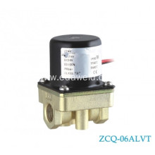 Hot sale reasonable price for Tube Fittings Connector Solenoid Valve,Welding Machines Tube Solenoid Valve Manufacturer in China 2/2 Way Brass Megnetic Valve supply to Bhutan Manufacturer
