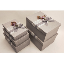 Custom Jewelry Set Packaging Box