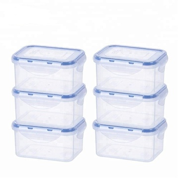 Plastic Injection Thin Wall Food Container Mould