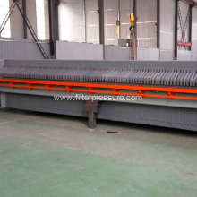 Sludge Dewatering Filter Press For Palm Oil