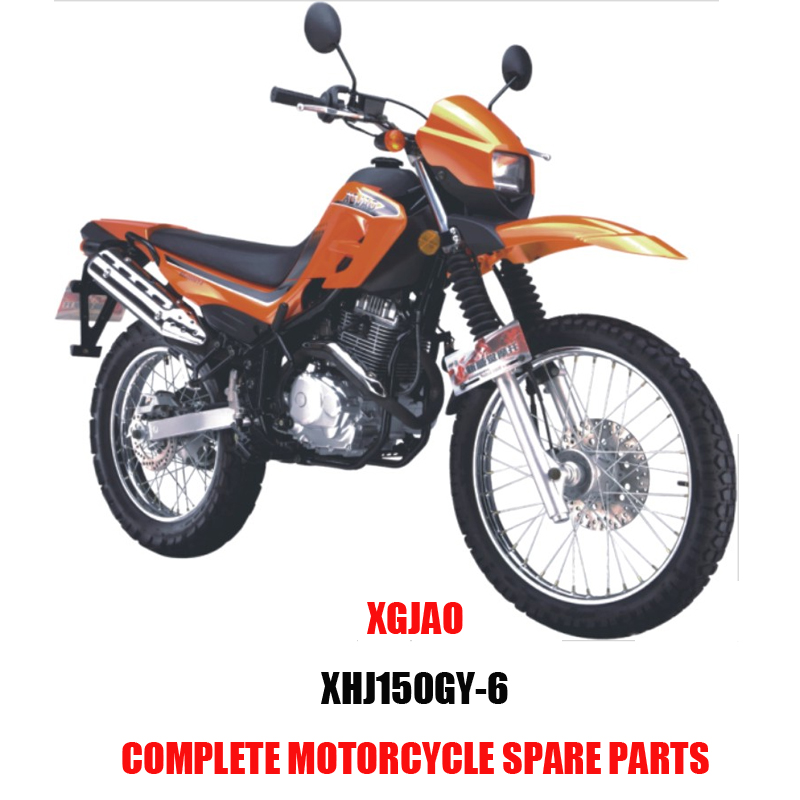 XGJAO XGJ150GY-6 Complete Scooter Spare Parts Original Spare Parts