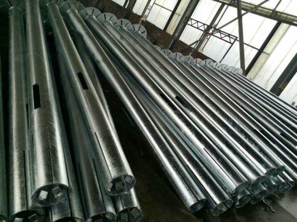hot dip galvanized ground screw