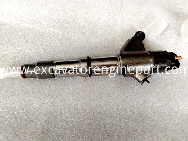 engine WD10 fuel injector 612600080618 0445120224