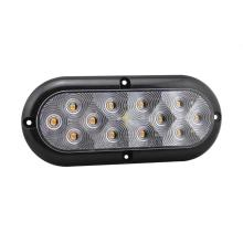 "Europe style for Led Trailer Rear Lamps,Trailer Rear Lamps,Combination Lights Manufacturers and Suppliers in China 6"" Oval Clearance lens LED Truck Indicator Turning Lamps export to Cyprus Wholesale"