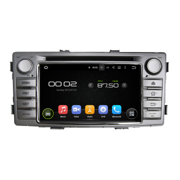 TOYOTA Car Audio DVD Player Per Hilux 2012