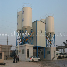 Philippines Concrete Batching Plant Design
