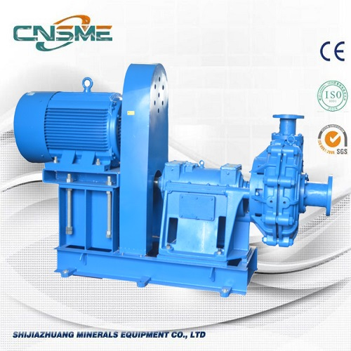 Horizontal Single Stage Slurry Pump