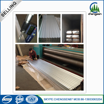 High Quality Al-zn Corrugated Metal Roofing Sheets