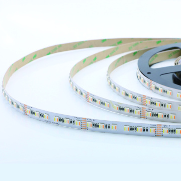 Adjustable 5050RGBWW 60led light strip