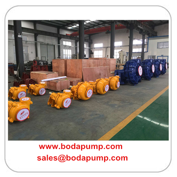 Mining Tailing Slurry Pumps
