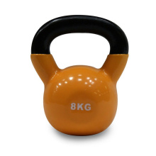Wrapped With Plastic Kettlebell
