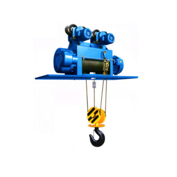 Explosion proof electric wire rope chain hoist