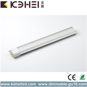 CE 10W 2G11 PL LED Tube Warm White