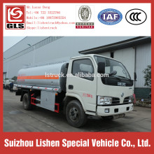 Dongfeng 5Ton Fuel Truck Oil Tanker Truck for Sale